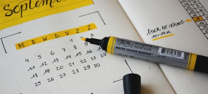 calendar day planner